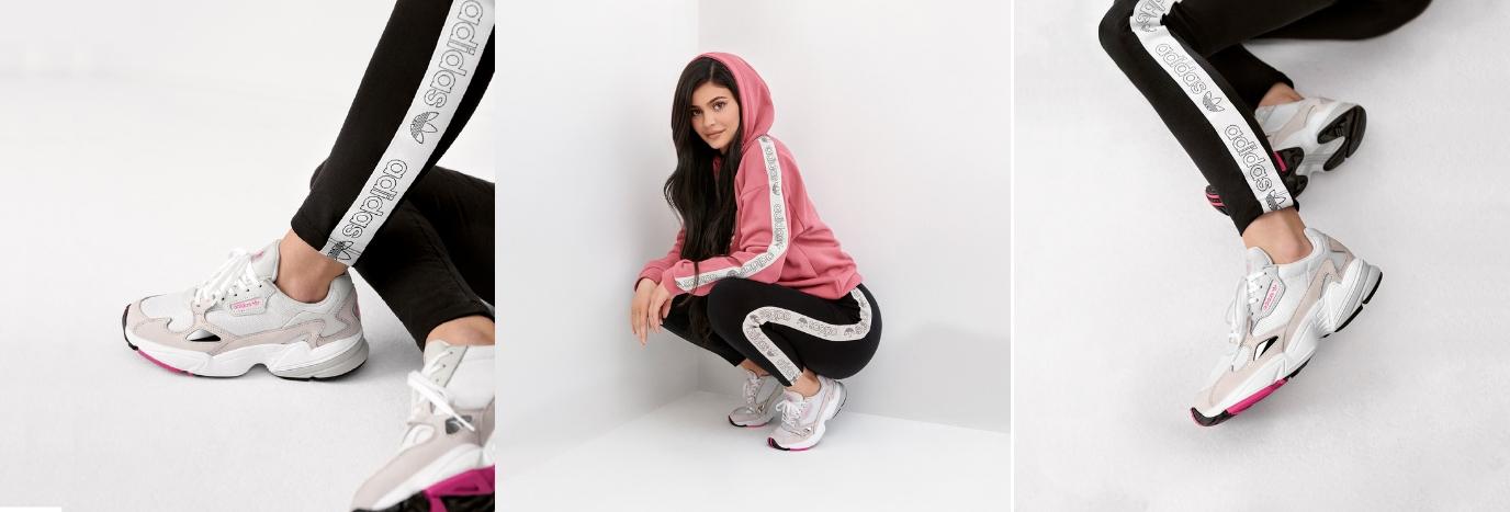 Kylie Jenner est le nouveau visage d'adidas Originals | JD