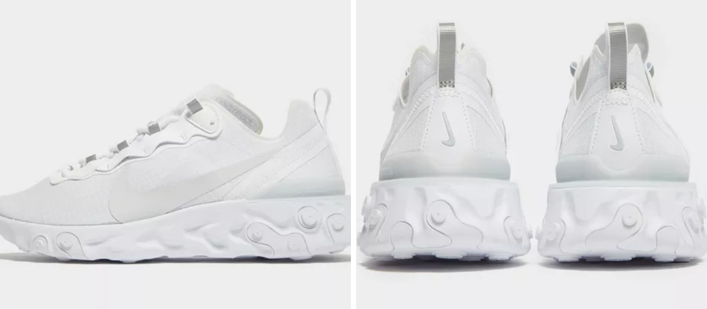 react blanches
