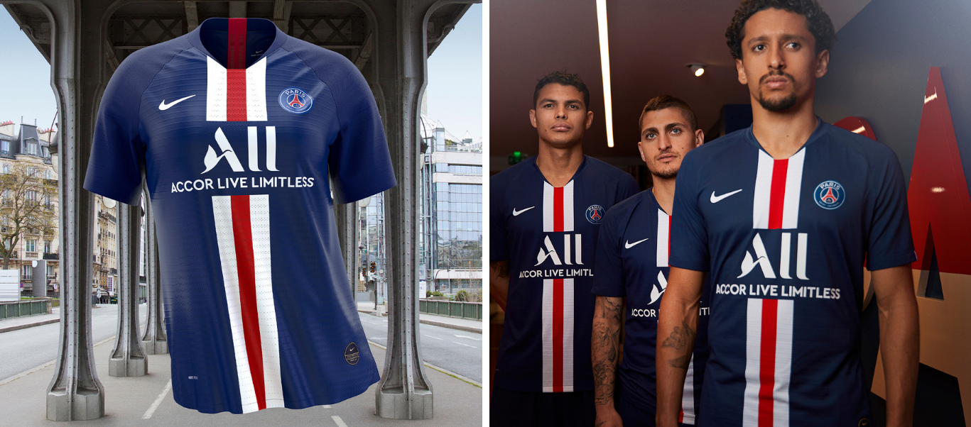 Maillots PSG Homme