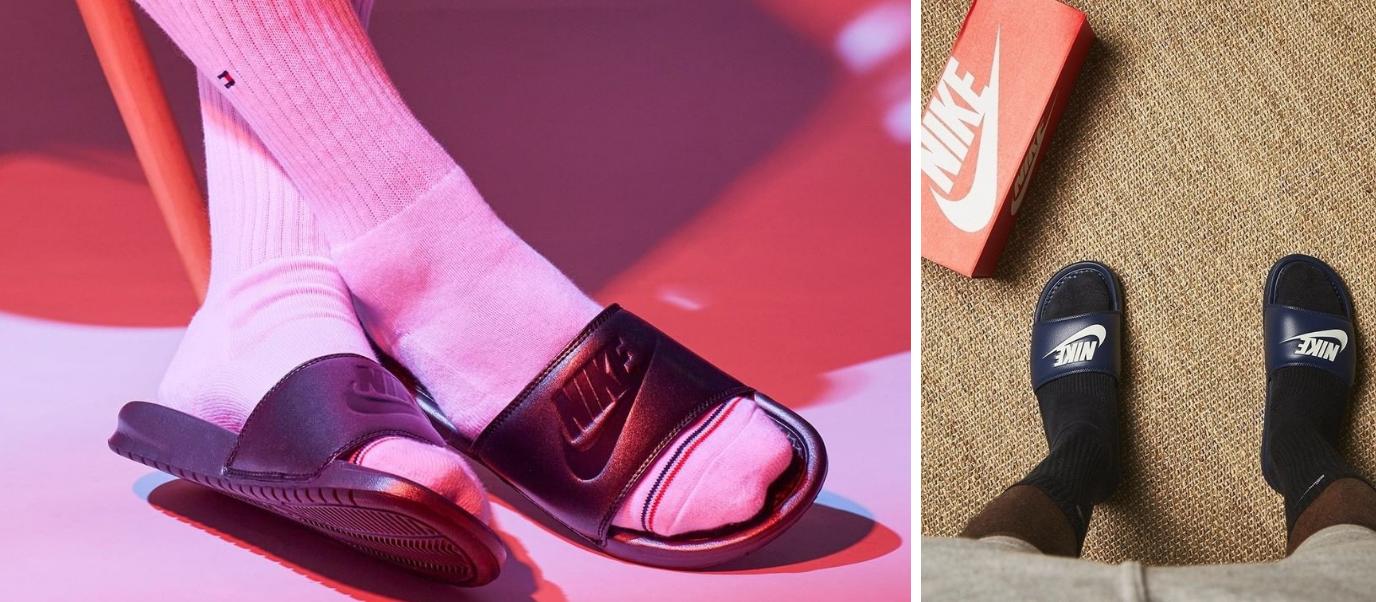 Nike Benassi Homme