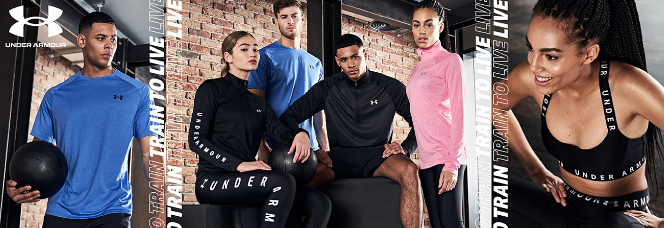 Tenues Fitness Under Armour