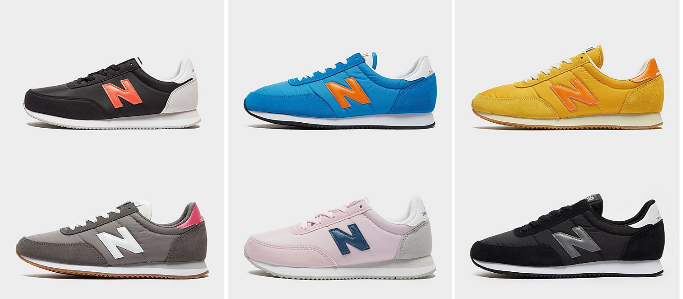New Balance 720 collection