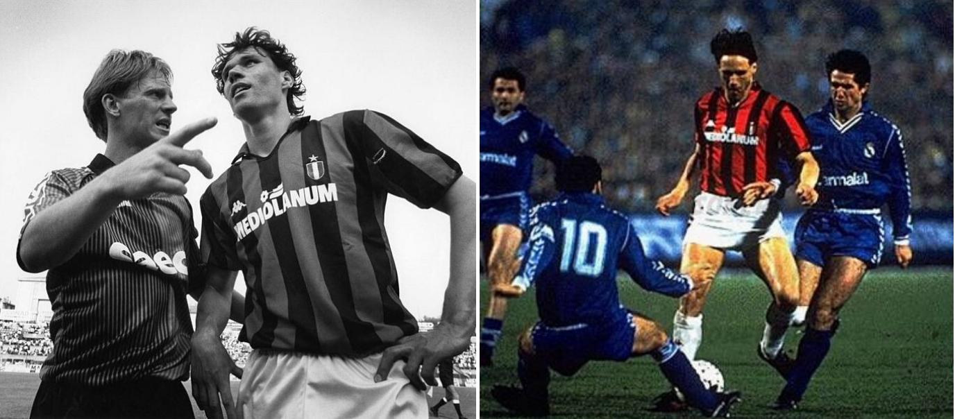 Milan AC 88-89 Van Basten