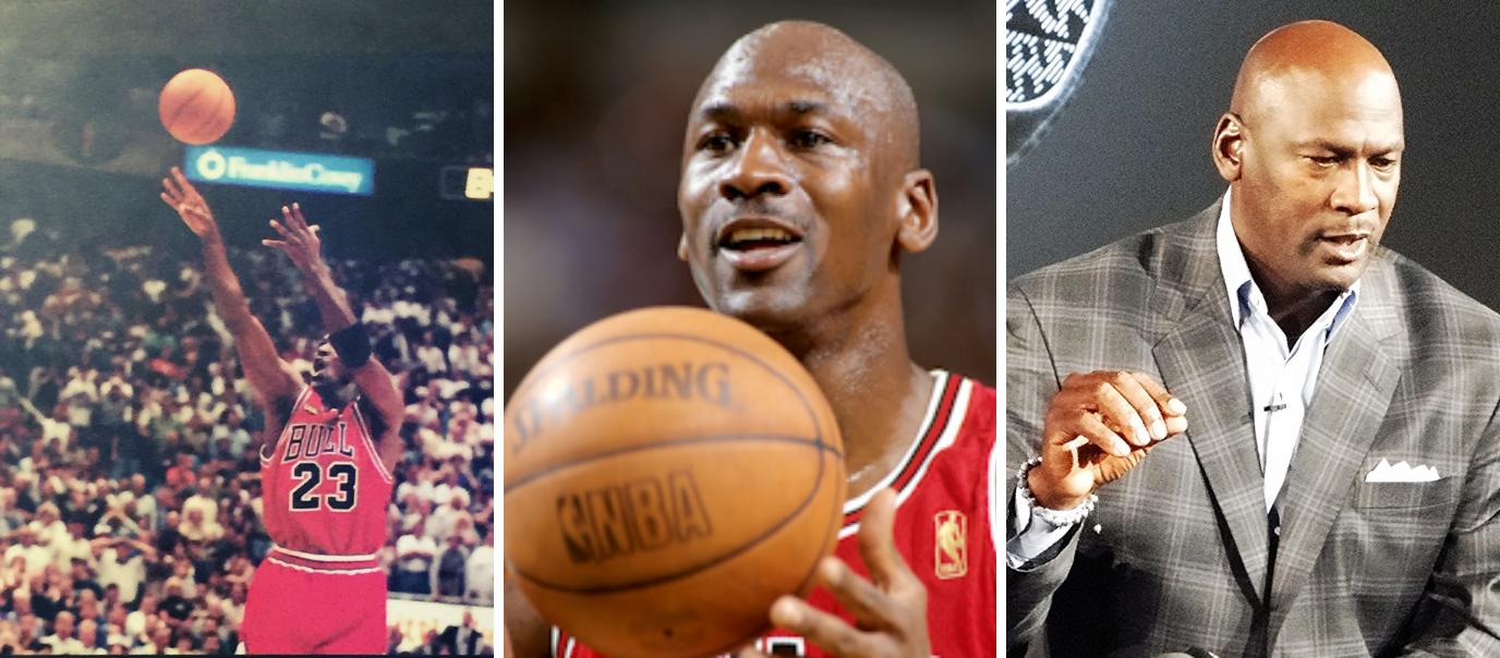 Qui est Michael Jordan