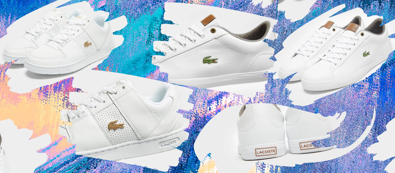 Baskets Lacoste Lerond Lacoste Thrill