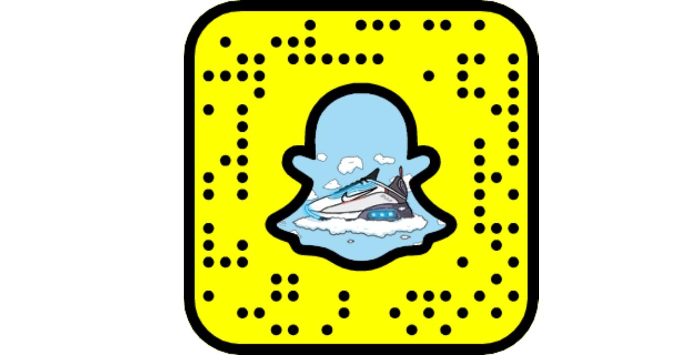 JD x Nike Snapchat Snapcode