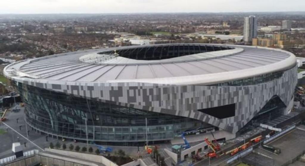 Tottenham stadium - NFL
