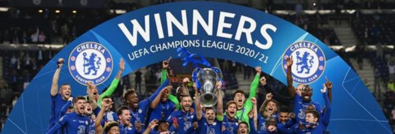 Banner - Ligue des champions