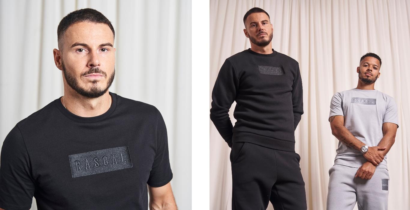 T-shirt et sweats