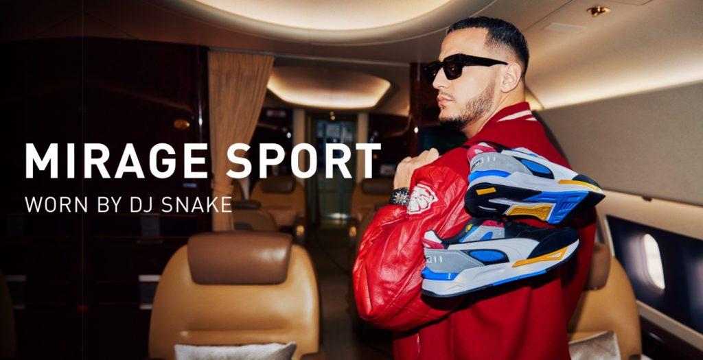 Puma Mirage Sport