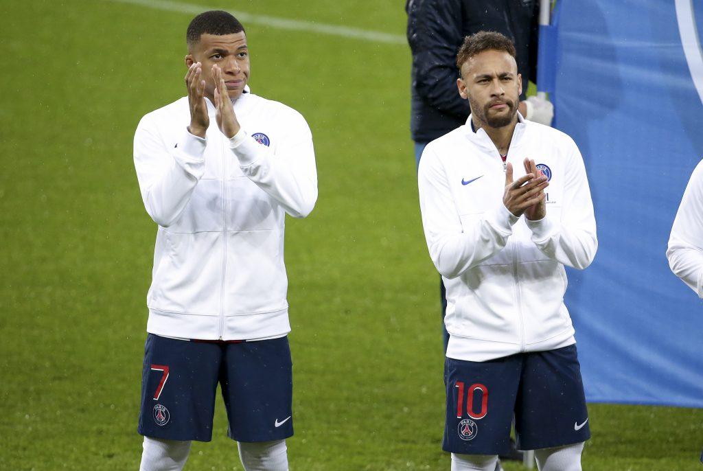 Ligue 1 2021/2022 - Neymar & Mbappé
