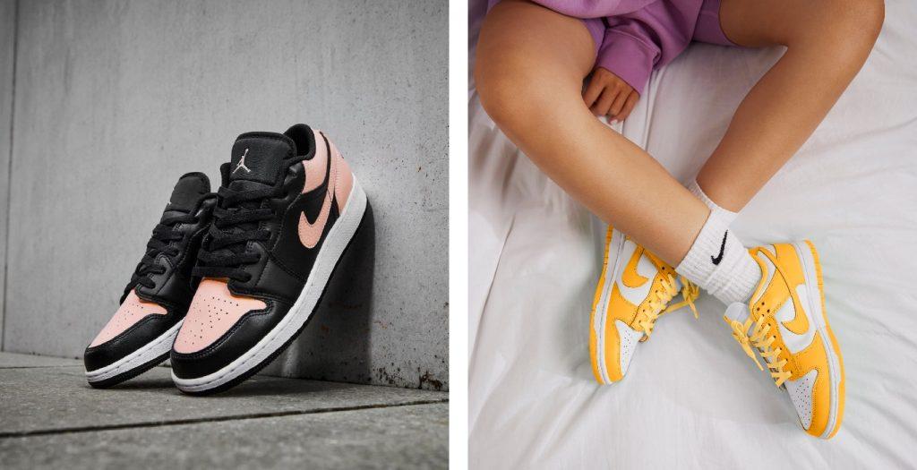 Dunk vs Air Jordan